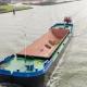 split hopper barge for rental or sale