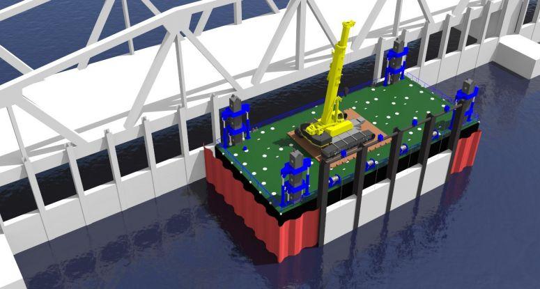 floating pontoon innovation