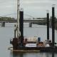Jackup 6' 18x12 m modular pontoons Baars