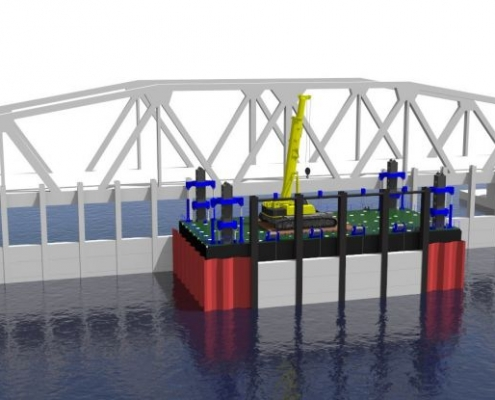 modular pontoon innovation Baars