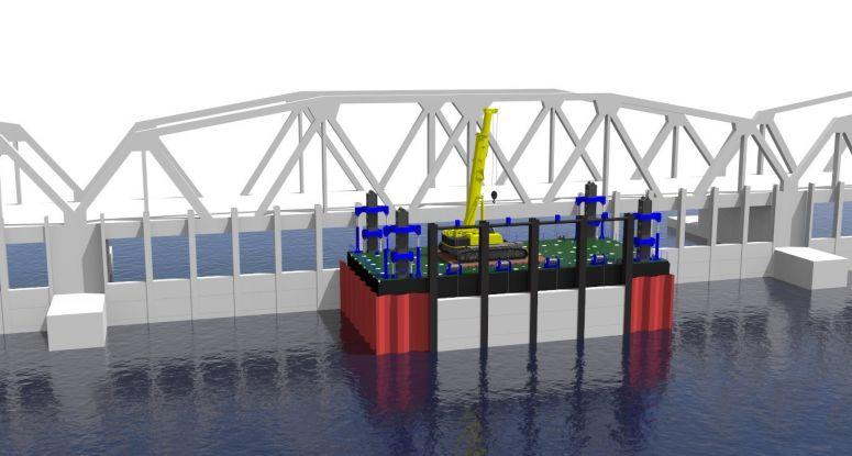 modular pontoon innovation Baars