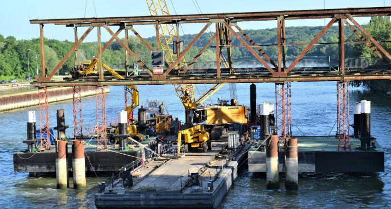 hydraulic engineering Seine paris