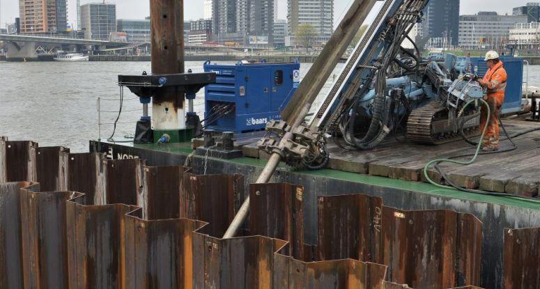 jack-up barge for rental or sale