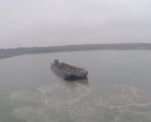 Splijtbak gemotoriseerd Baars vloot