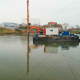 winch system for barges