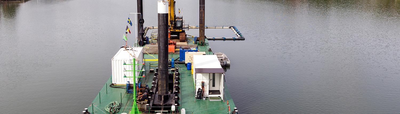 modular pontoon Baars