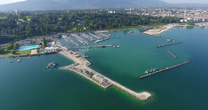 Extension Port Geneve SNG