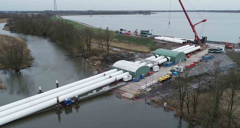 jacking barge for sale