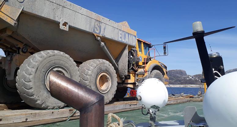 modular pontoons heavy equipment